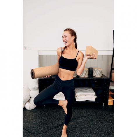 Brique de yoga en liège personnalisable TADASANA