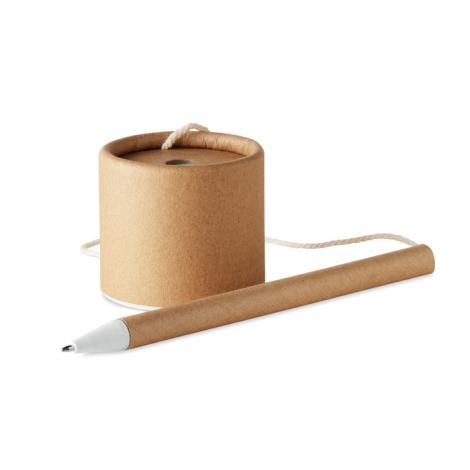 Stylo en papier avec support personnalisé PAPSTAND