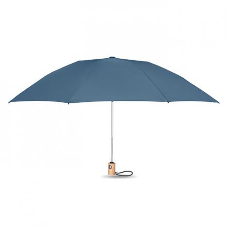 Parapluie en rPET réversible publicitaire 23'' LEEDS