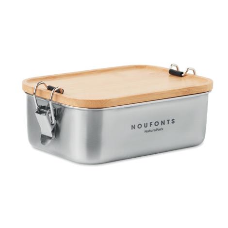 Boîte repas réutilisable personnalisée 750ml SONABOX