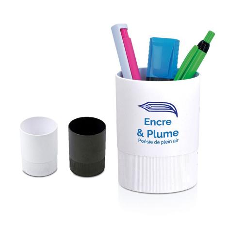 Pot à crayons promotionnel