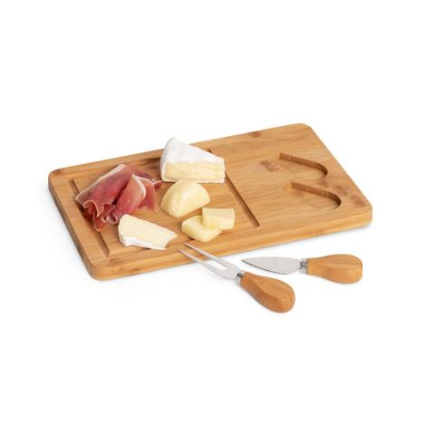 Plateau à fromage personnalisé WOODS