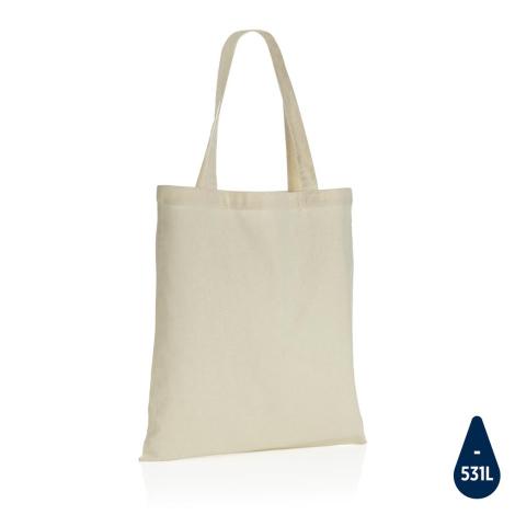 Tote bag coton recyclé personnalisé 145 gr Impact