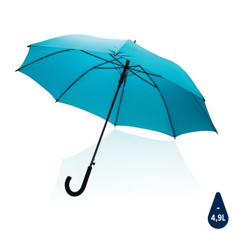 """Parapluie 23"""" en rPET auto publicitaire Impact"""
