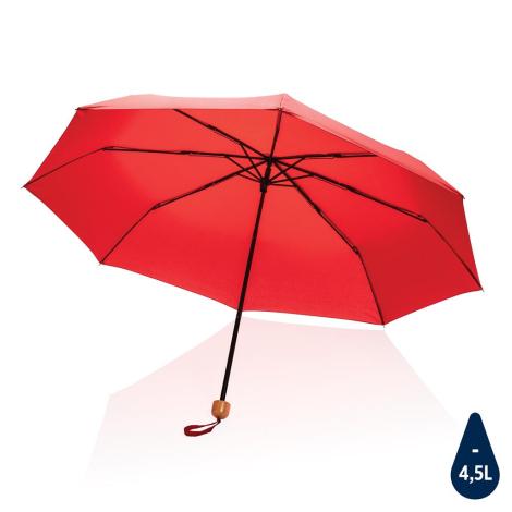 """Mini parapluie promotionnel 20.5"""" rPET Impact"""