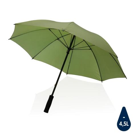"""Parapluie tempête personnalisé 23"""" en rPET Impact"""