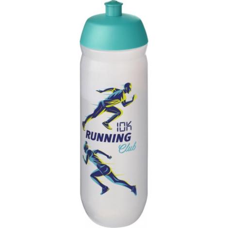 Bouteille de sport personnalisée 750 ml HydroFlex™ Clear