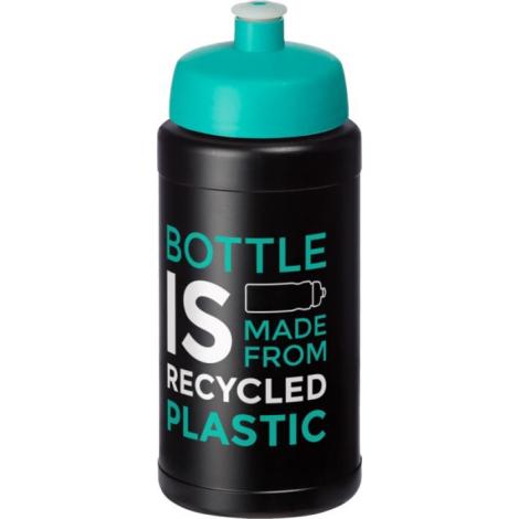 Gourde de sport recyclée publicitaire 500 ml BASELINE