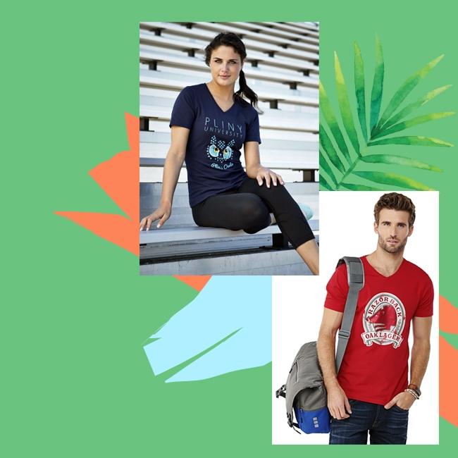 <p>T-shirt Kawartha coton bio</p> <p>Homme ou femme</p>
